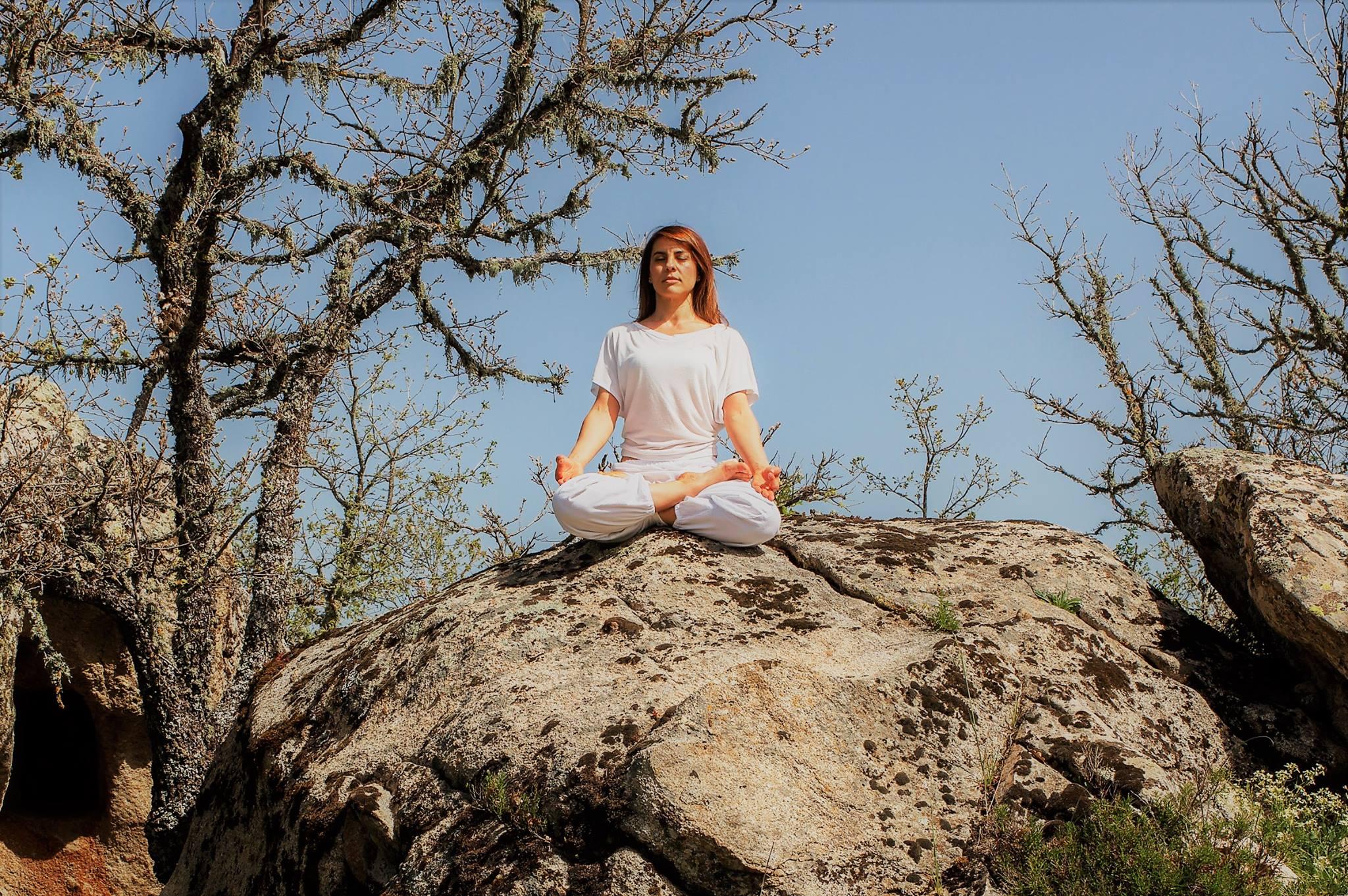 Federica meditazione