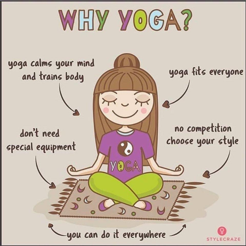 perchè praticare yoga